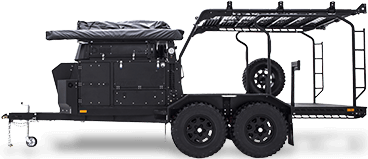 Patriot Campers The Ultimate Off Road Camper Trailer