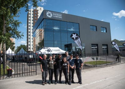 PATRIOT CAMPERS LAUNCHES IN MONGOLIA - SEPTEMBER 2019