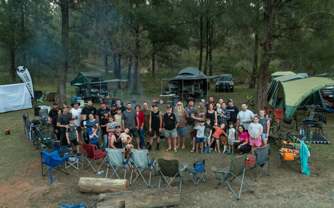 QLD CAMPING – Nymboida National Park