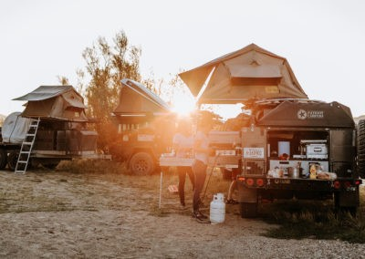 NEW COLLABORATION WITH XOVERLAND IN THE USA - MARCH 2018