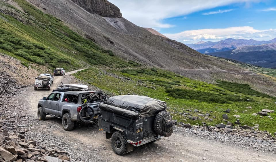 FAMILY CAMPING IN THE X1 – TKM'S EPIC 10 DAY ADVENTURE